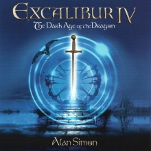 ALAN SIMON - EXCALIBUR IV - THE DARK AGE OF THE DRAGON