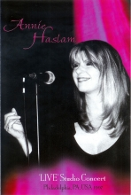 ANNIE HASLAM - LIVE STUDIO CONCERT