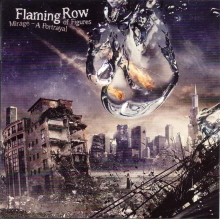 FLAMING ROW - MIRAGE-A PORTRAYAL OF FIGURES