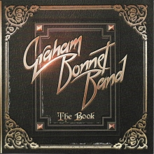 GRAHAM BONNET BAND - THE BOOK