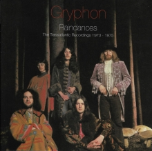 GRYPHON - RAINDANCES