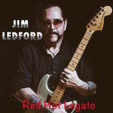 LEDFORD, JIM - RED HOT LEGATO