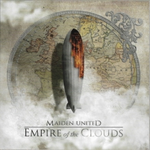 MAIDEN UNITED - EMPIRE OF THE CLOUDS