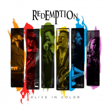REDEMPTION - ALIVE IN COLOR