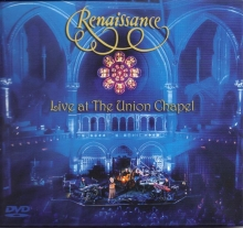 RENAISSANCE - LIVE AT THE UNION CHAPEL