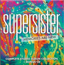 SUPERSISTER - MEMORIES ARE NEW