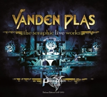 VANDEN PLAS - THE SERAPHIC LIVEWORKS