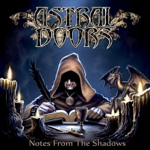ASTRAL DOORS - NOTES FROM THE PAST
