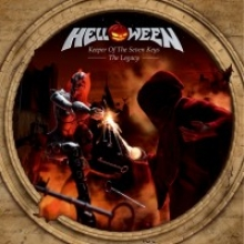 HELLOWEEN Keeper Of The Seven Keys-The Legacy