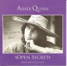 QUINN, ASHER - Open Secret
