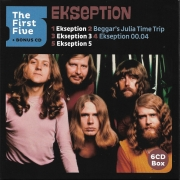EKSEPTION - THE FIRST FIVE