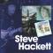 FEAKES, GEOFFREY - STEVE HACKETT - ON TRACK