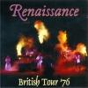 RENAISSANCE British Tour '76